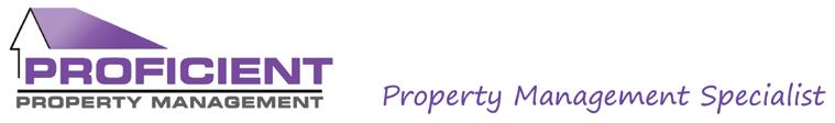 Proficient Property Management Logo